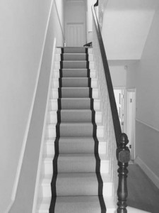 grey stair carpets