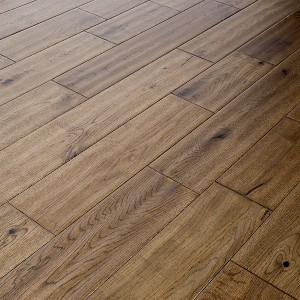 engineered golden oak