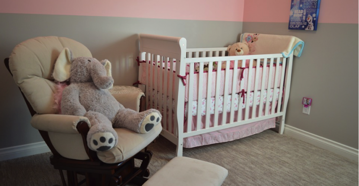 Top tips for baby proofing your little one's room!