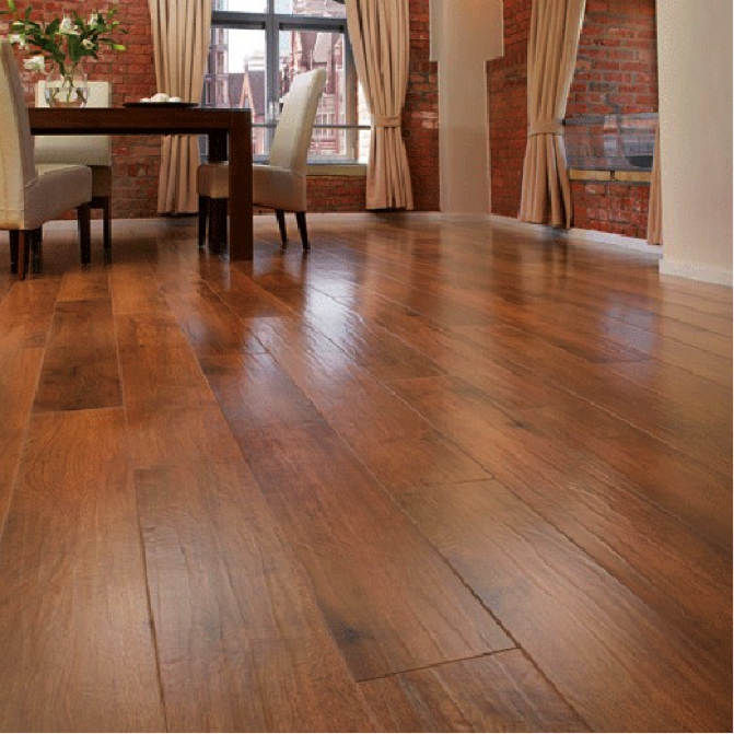 why choose a wooden floor
