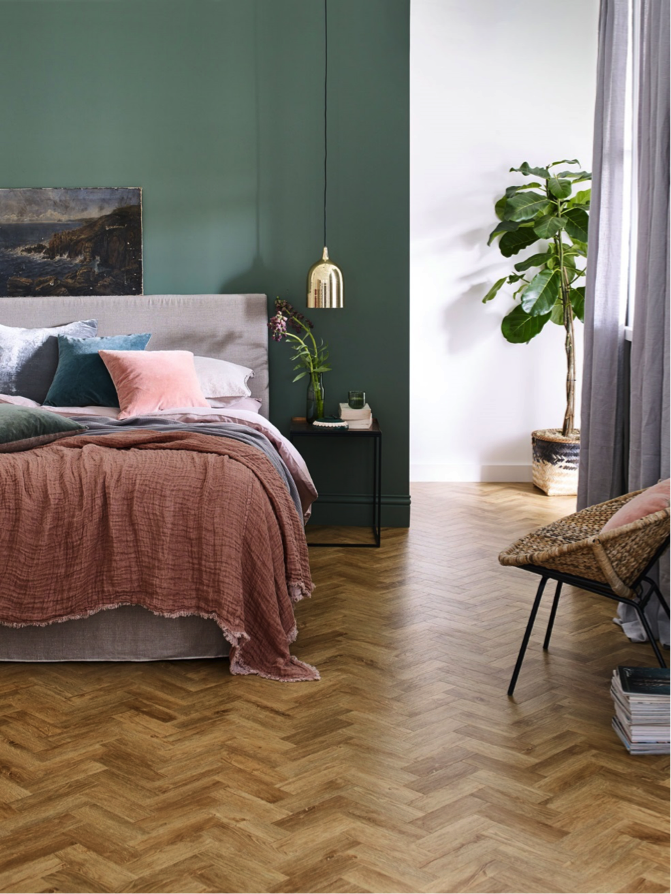 Why solid wood flooring isn t the only option our blog for Why laminate flooring