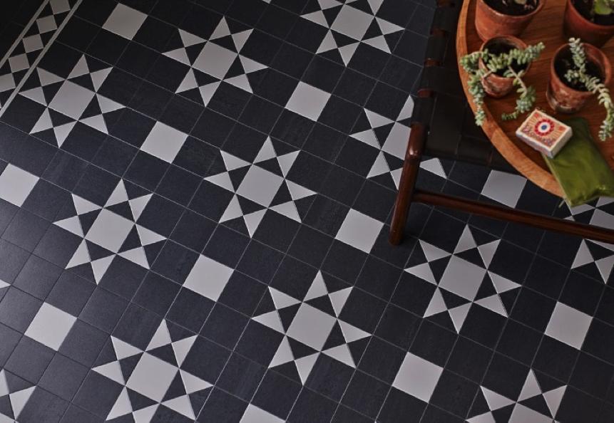 Victorian Inspired Flooring