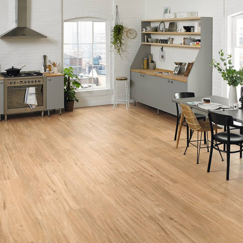 llp310 champagne oak karndean looselay longboard bestatflooring. Black Bedroom Furniture Sets. Home Design Ideas