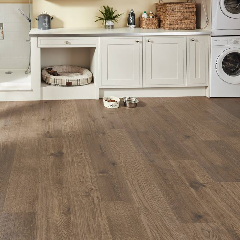 Smoked Butternut LVT | Best at Flooring