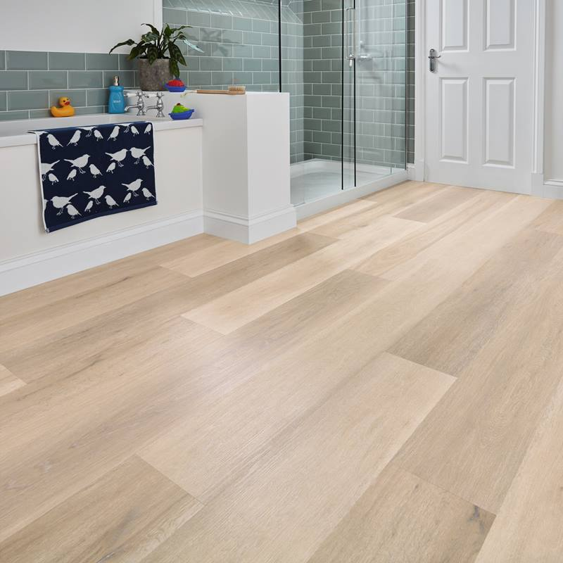 Karndean Korlok Texas White Ash RKP8105 | Best at Flooring