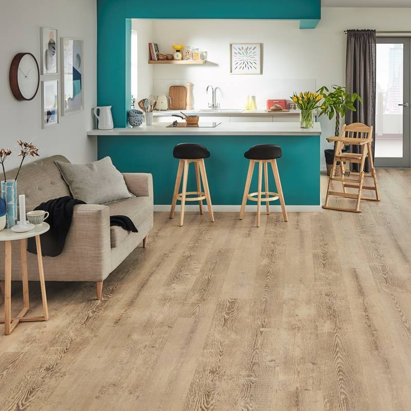 Karndean Korlok Washed Swiss Pine RKP8113 | Best at Flooring