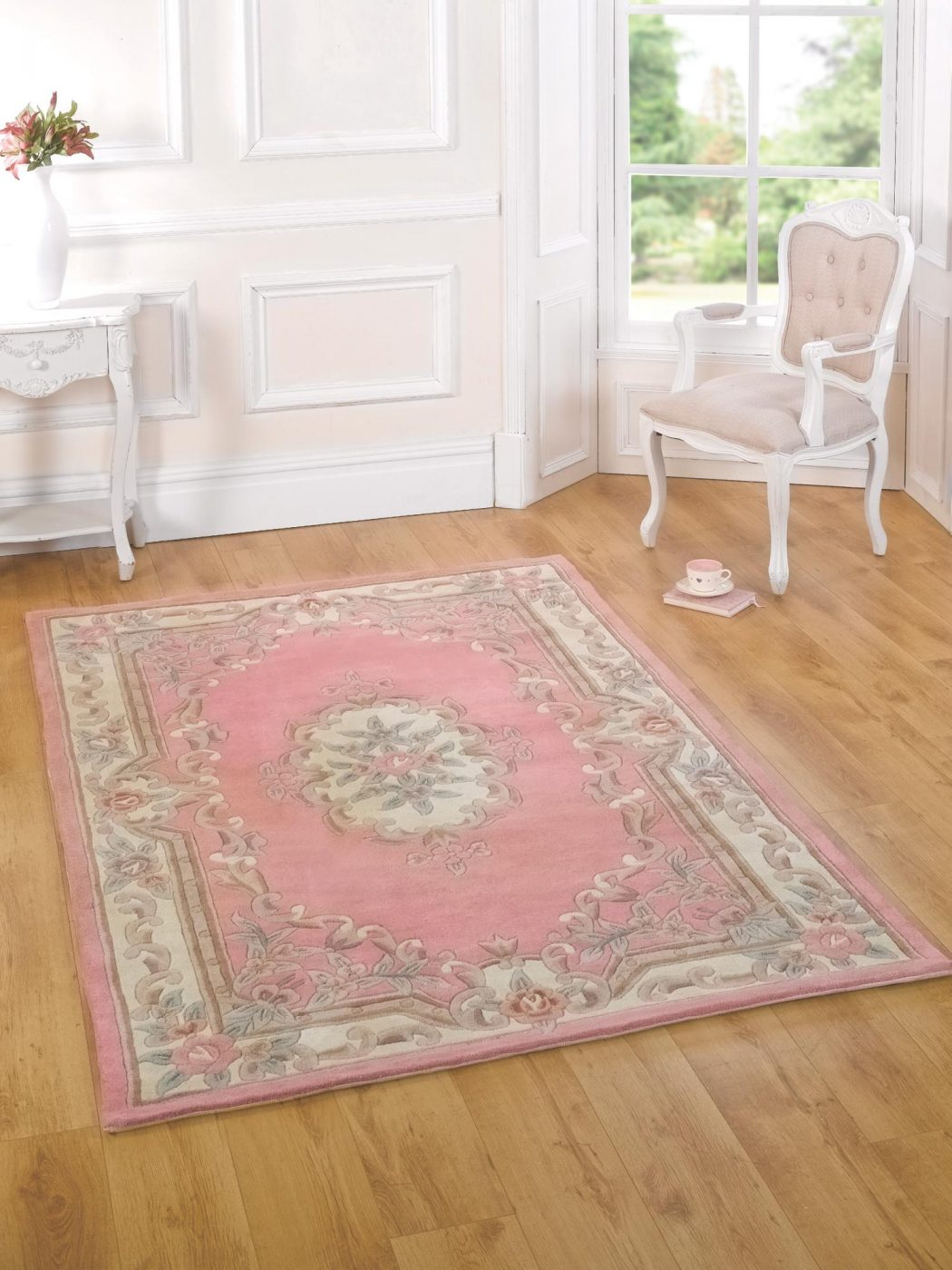 Aubusson Pink 1
