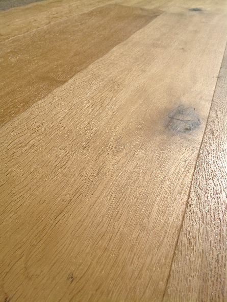 10mm HDF Brushed & Lacquered Wood Flooring 2