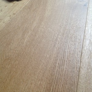 10mm HDF Brushed & Lacquered Wood Flooring