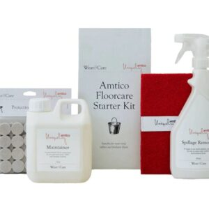 Amitco FloorCare Starter Kit | LVT Accessories | Best at Flooring