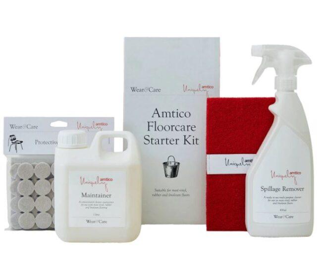 Amitco FloorCare Starter Kit | LVT Accessories | Best at Flooring