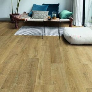 Quick Step Laminate | Eligna | Riva Oak Natural EL3578