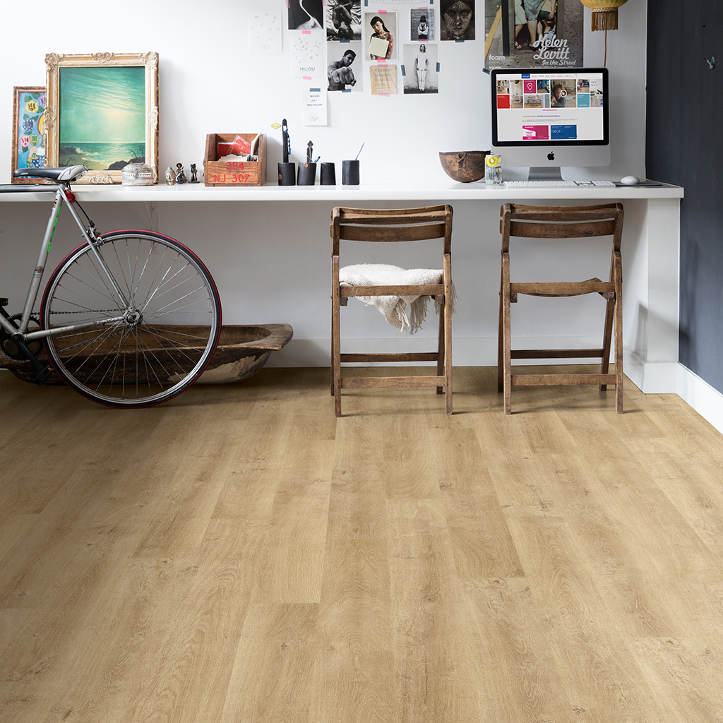 Quick Step Laminate | Eligna | Venice Oak Natural EL3908