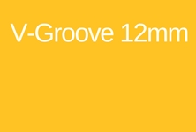 V-Groove 12mm
