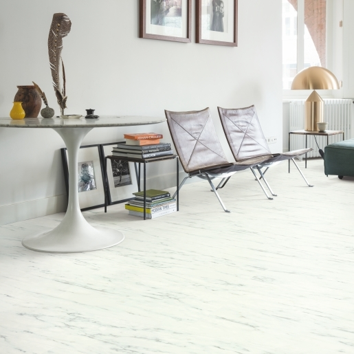 Marble Carrara White AMCP40136 - Lounge