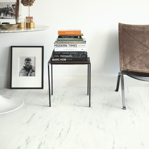 Marble Carrara White AMCP40136