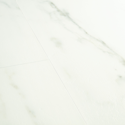 Quick-Step Livyn - Marble Carrara White AMCL40136