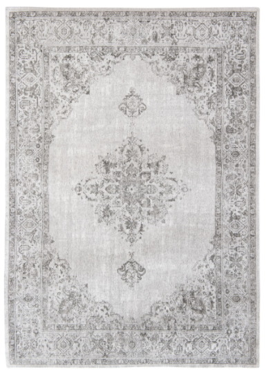 Pale 8668 rug by Louis de Poortere from the Khayma Fairfield Collection.
