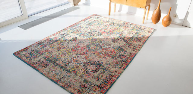 Janissary Multi 8712 | Louis de Poortere Rugs | Best at Flooring