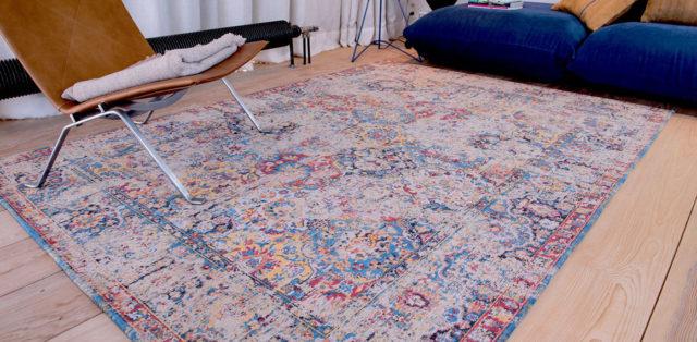 Khedive Multi 8713   Louis de Poortere Rugs   Best at Flooring