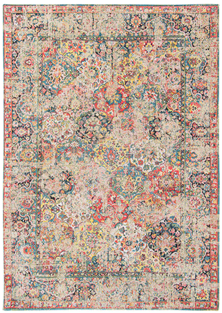 Janissary Multi rug by Louis de Poortere