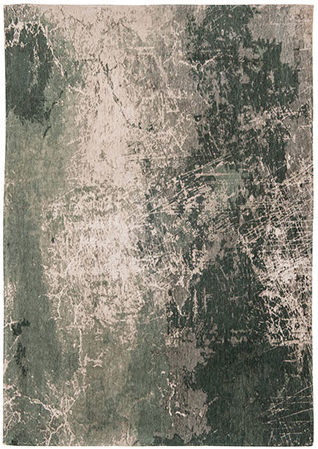 Dark Pine 8723 rug by Louis de Poortere from the Mad Men Cracks Collection