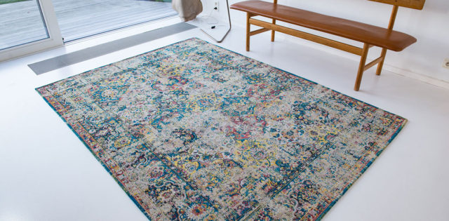 Topkapi Multi 8711 | Louis de Poortere Rugs | Best at Flooring