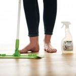 Natural Floor Care Spray