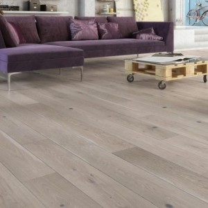Fjordic Shore, Brushed Grey Stained & Matt Lacquered AL103