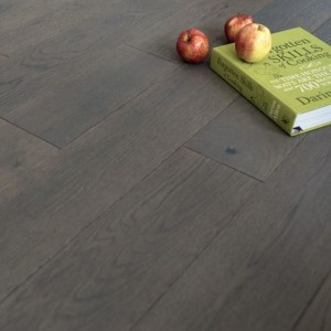 Oak Grey Stained Rustic Brushed & Lacquered EP104