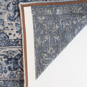Blue Border 8670 | Louis de Poortere Khayma Fairfield Rugs | Best at Flooring