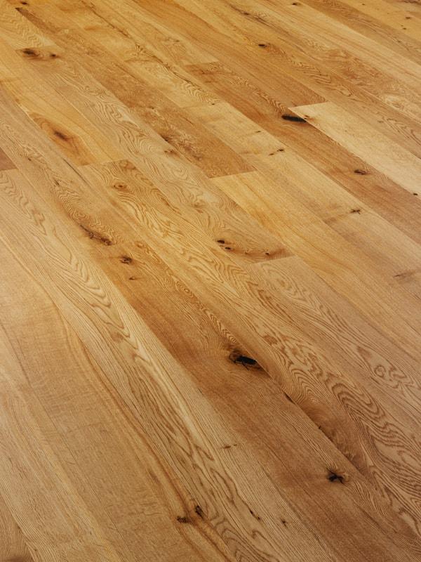Oak Rustic Brushed Amp Matt Lacquered A103 V4 Wood