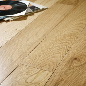 150mm Lacquered Oak