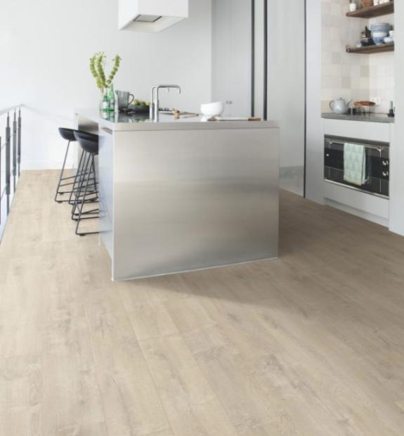 Quick Step Livyn   Balance Click Plus   Velvet Oak Beige BACP40158