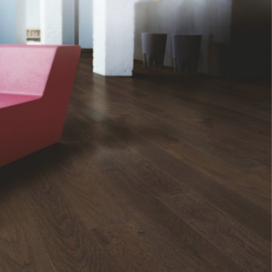 Coffee brown oak matt | Best at Flooring