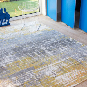 Sea Bright Sunny 8715 | Louis de Poortere Atlantic Streaks Rugs | Best at Flooring