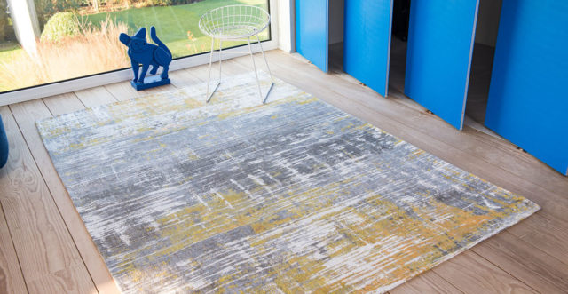 Sea Bright Sunny 8715 | Louis de Poortere Atlantic Streaks Rugs | Best at Flooring