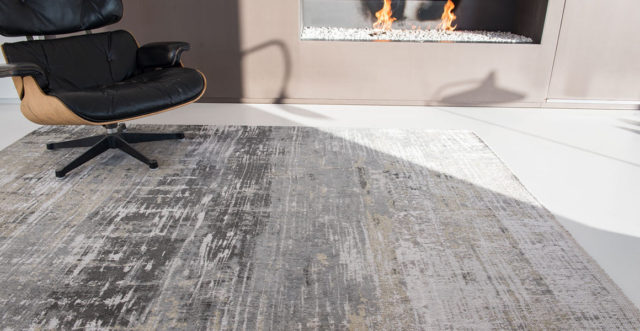 Coney Grey 8716 | Louis de Poortere Atlantic Streaks Rugs | Best at Flooring