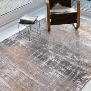 Parsons Powder 8717 | Louis de Poortere Atlantic Streaks Rugs | Best at Flooring