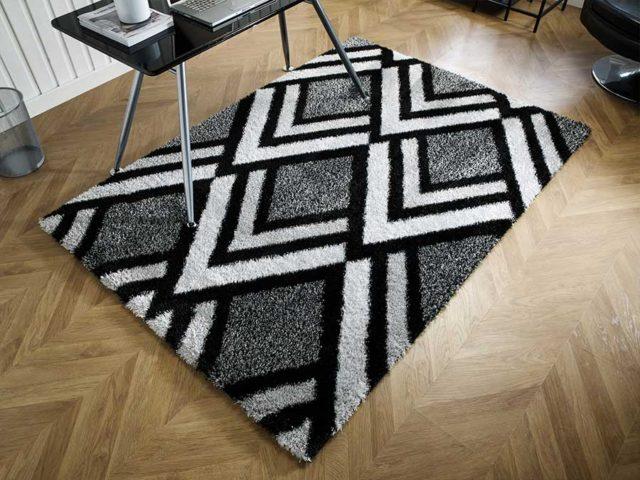 Velvet Bijoux - Black Grey