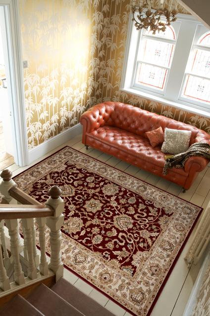 Plantation Rug Agrabah AGR03 Hallway | Best at Flooring