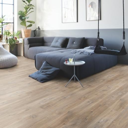 Quick-step Rigid Balance Click V4 Canyon Oak Brown RBACL40127- Room Set