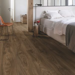 Quick-step Rigid Balance Click V4 Cottage Oak Dark Brown - RBACL40027