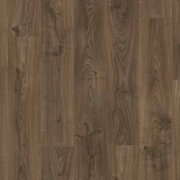 Quick-step Rigid Balance Click V4 Cottage Oak Dark Brown - RBACL40027 - close up