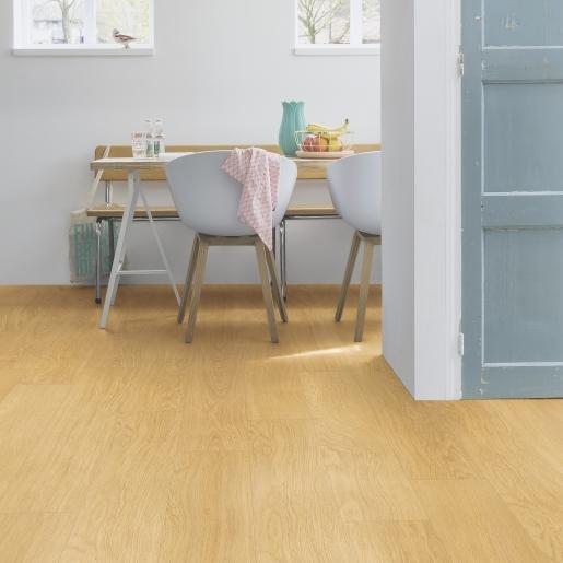 Quick-step Rigid Balance Click V4 Select Oak Natural - RBACL40033 - Room Set