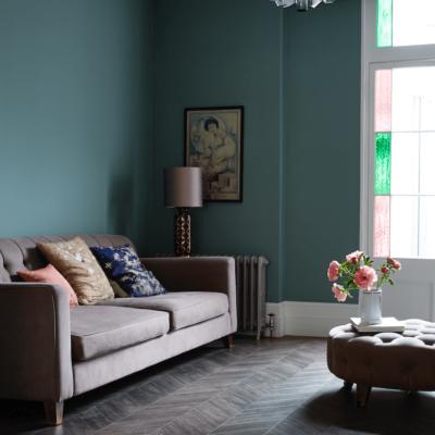 Amtico Design Flooring | Living Room | Best at Flooring