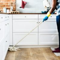 Mopping the Bevelled Edge | Best at Flooring