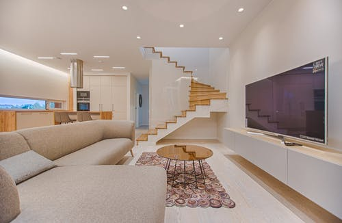 Time for a change, try something new with your stairs   Best at Flooring