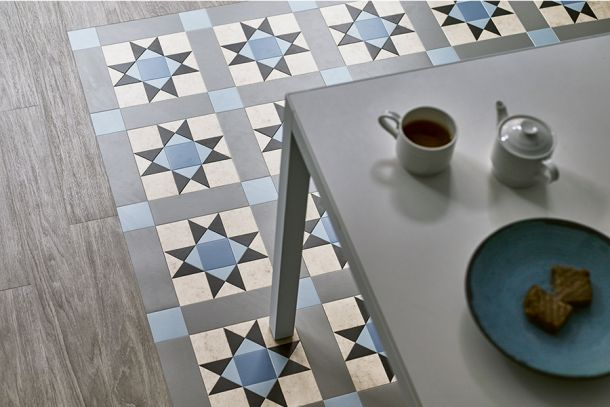 Amtico Decor Corona Azure Flooring | Best at Flooring