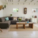 Engineered Wood Living Room | Best at Flooring